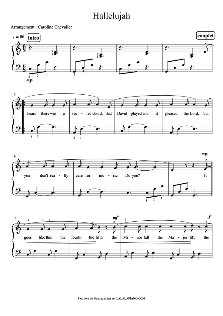 Hallelujah Chords Guitar Image collections - basic guitar chords ...