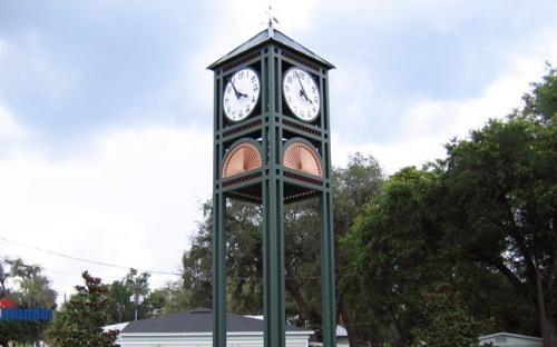 Longwood, FL clock tower