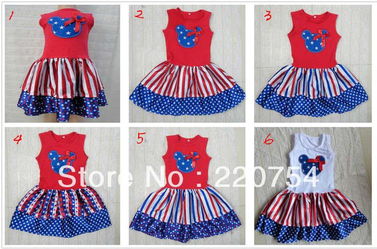 july 4th baby clothing