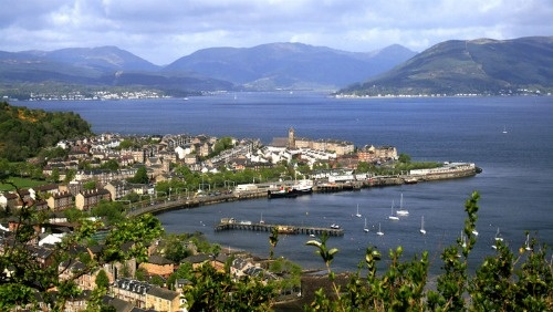 Dunoon - Holy Loch