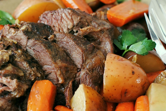 roast slow cooker pork shoulder roast awesome slow cooker pot roast ...