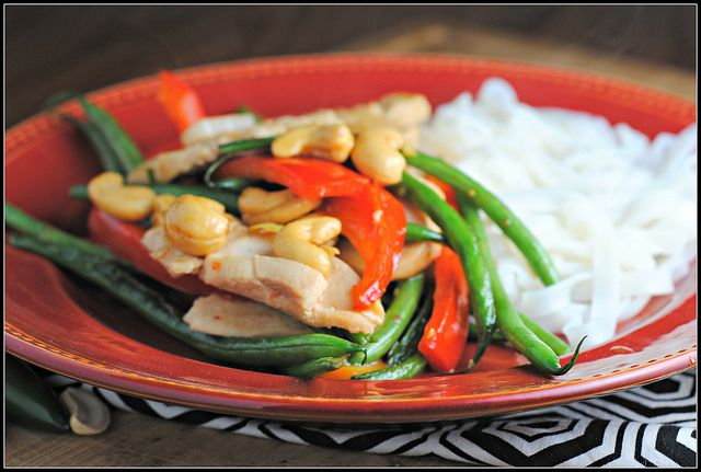 Stir-Fried Lemongrass Chicken | Chicken Little | Pinterest