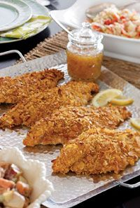 Oven-Fried Catfish | Seafood Main Dishes | Pinterest