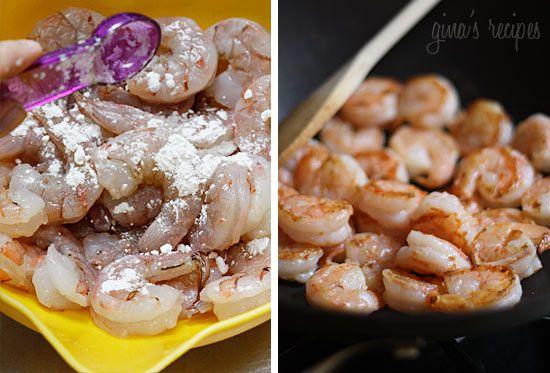 Bangin Good Shrimp | Recipe