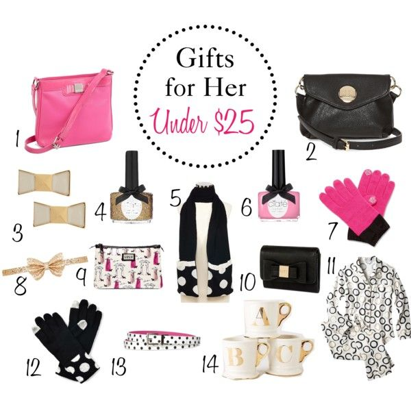 Gifts For Her Under 25 Gift Ideas Pinterest