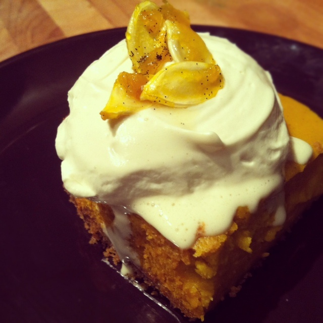Maple pumpkin pie with ginger nut crust by @yummychooeats @Selina ...
