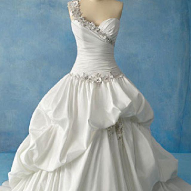 Disney Princess Inspired Wedding Dresses 99