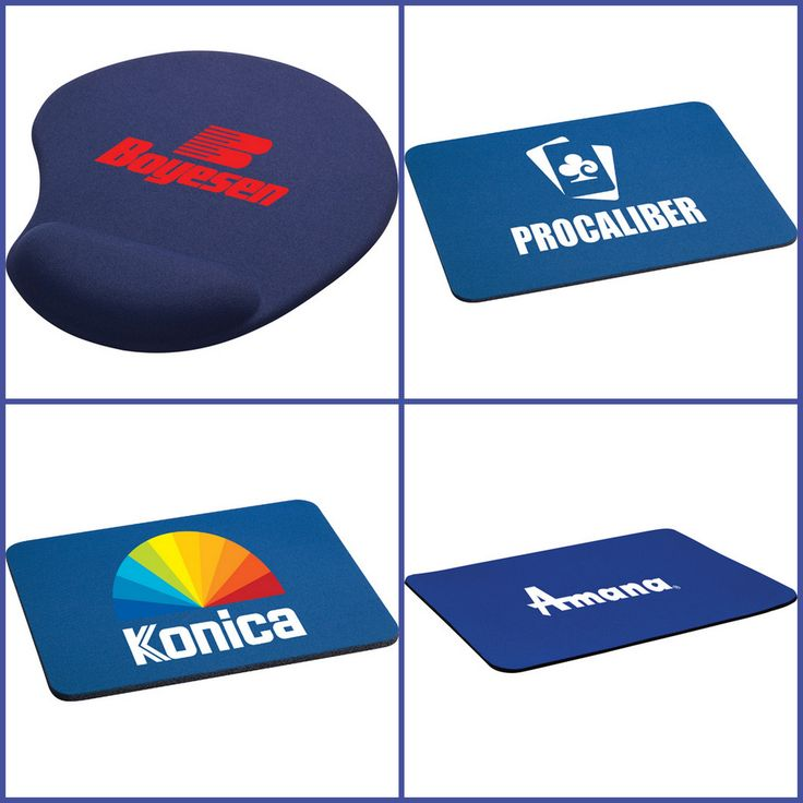 Imprinted Mouse Pad from HotRef.com