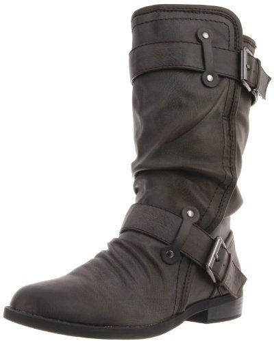 R2 Women s Hilaria Motorcycle Boot thestylecure.com