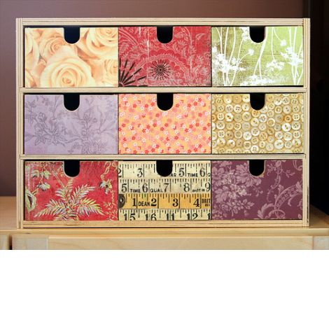 Decoupage On Canvas Ideas