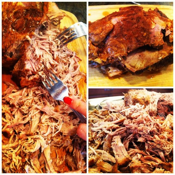 Easy Crock-pot Pulled Pork - fix in the morning and have for large ...
