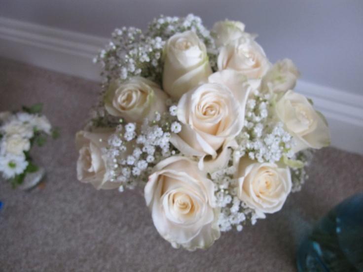 Small Simple Wedding Bouquets : Small simple bridal bouquet ramos de novia