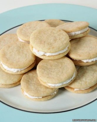 """See the """"Pink Grapefruit Sandwich Cookies"""" in our Favorite Cookie ..."""