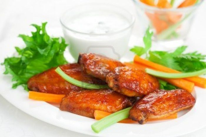 broiled chicken wings | My little recipe book | Pinterest