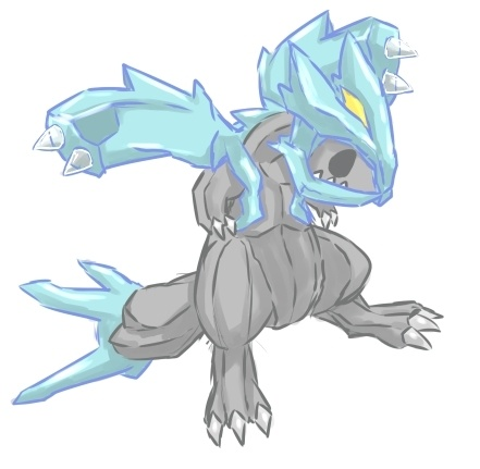Cute Kyurem | Pocket Monsters | Pinterest: http://pinterest.com/pin/128845239310598276
