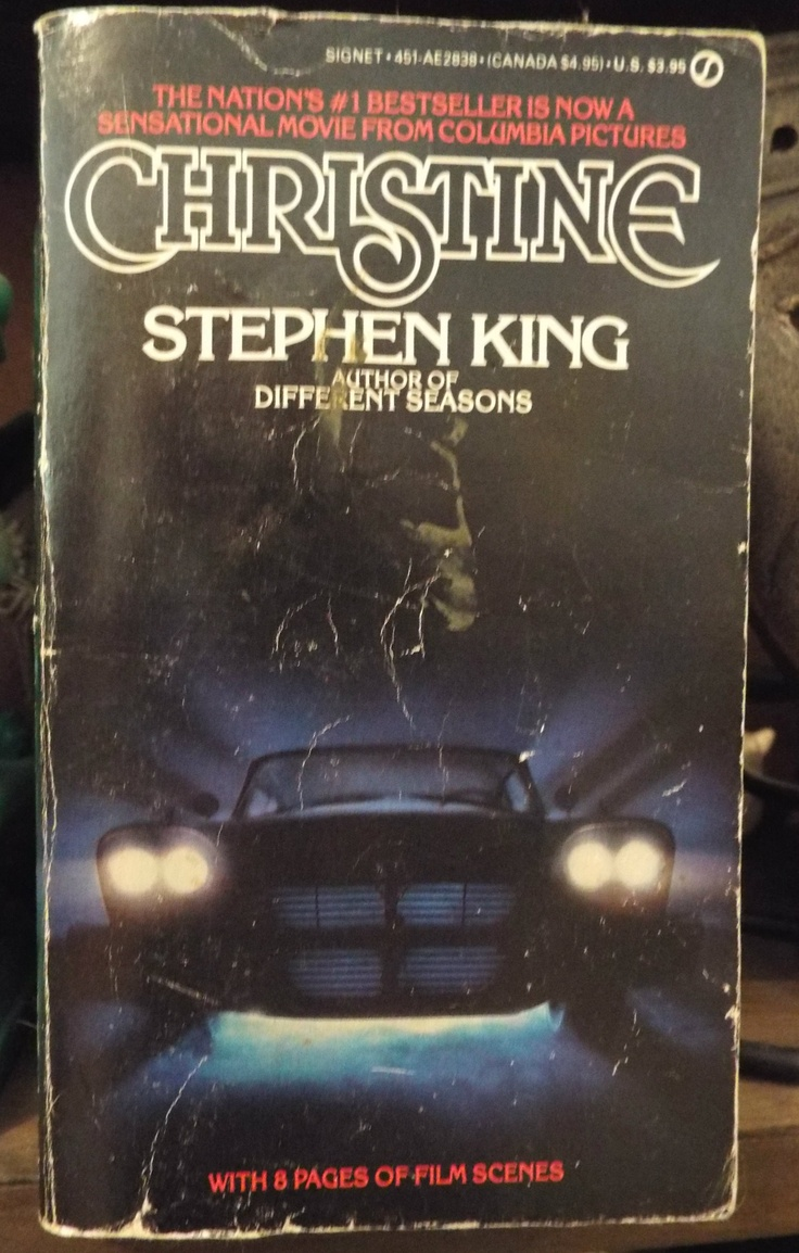 christine stephen king book - photo #21