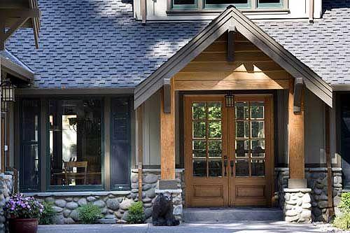 Lodge Style Retreat