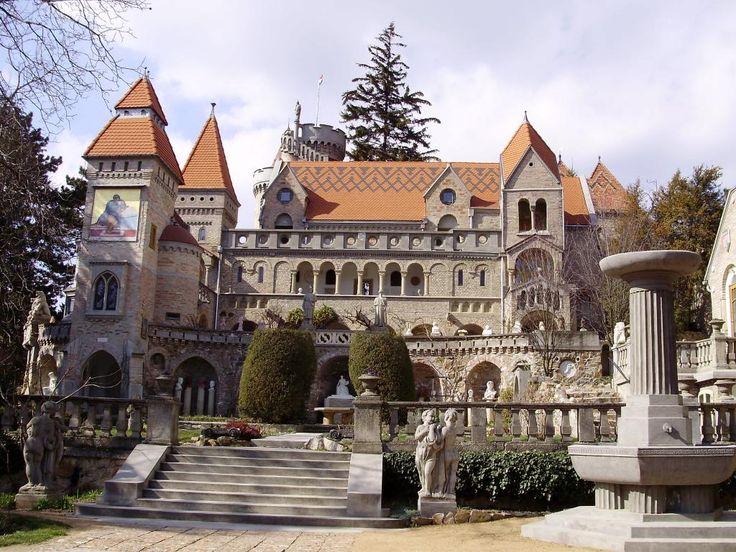 Szekesfehervar Hungary  city photos : castle bory szekesfehervar hungary
