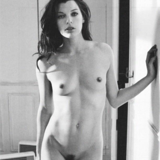 milla jankovic naked