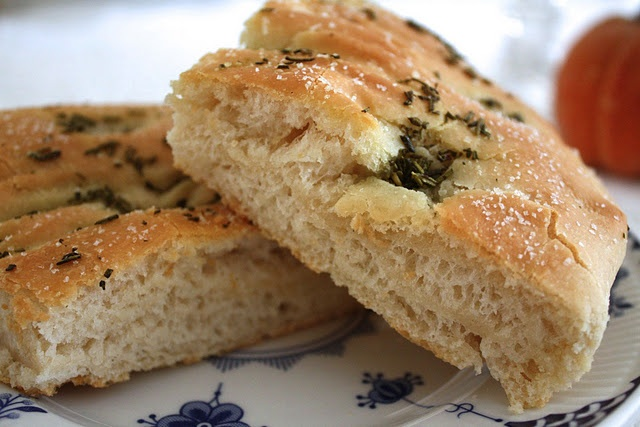 Rosemary focaccia bread | Breads & Muffins | Pinterest