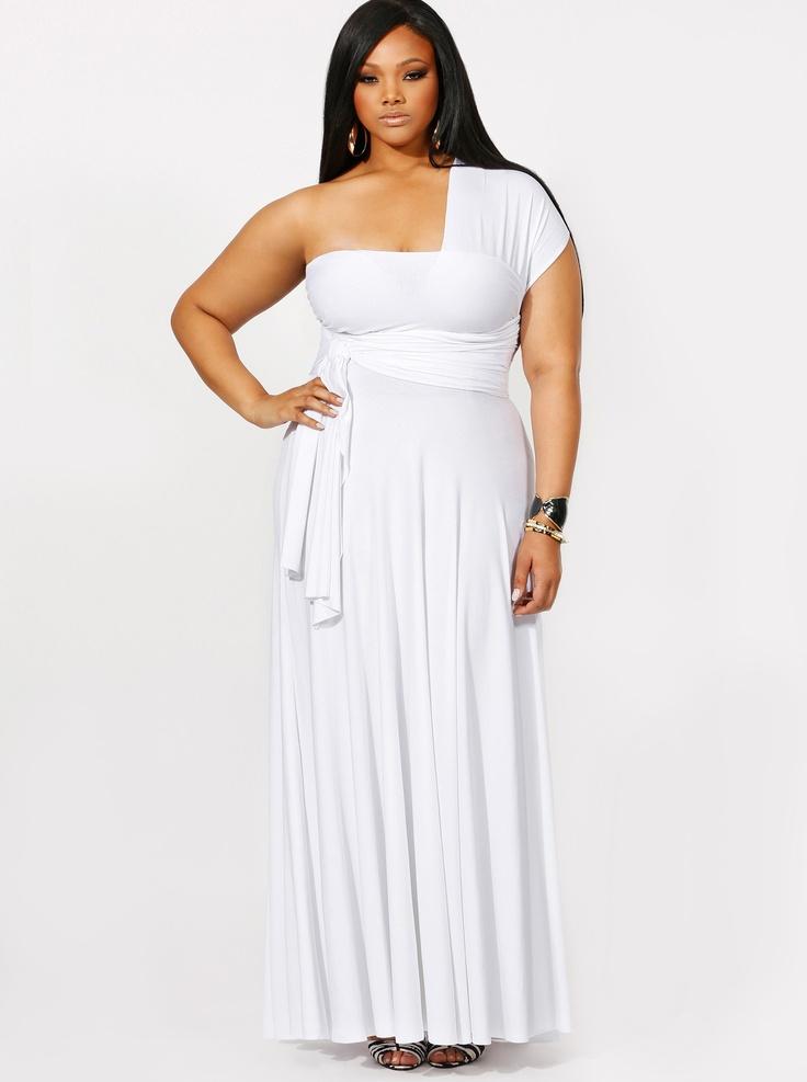 Monif C Plus Size Convertible Dress Prom Dresses 2018