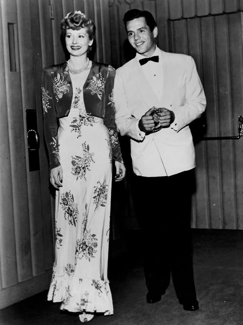 Lucille Ball And Desi Arnaz 1940 S I Love Lucy Pinterest