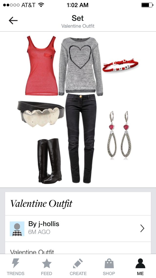 valentine's day outfit ideas 2012