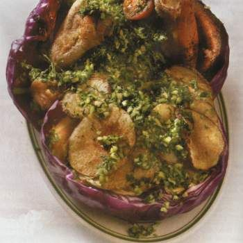 Chicken Bonne Femme Recipe — Dishmaps