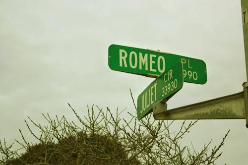 Romeo and Juliet's First Anniversary