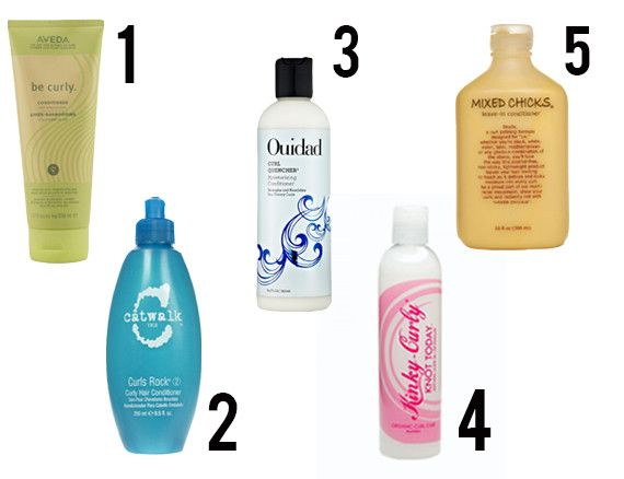 Hair Conditioner : We are ranking and styling the best conditioners for curly hair on ...
