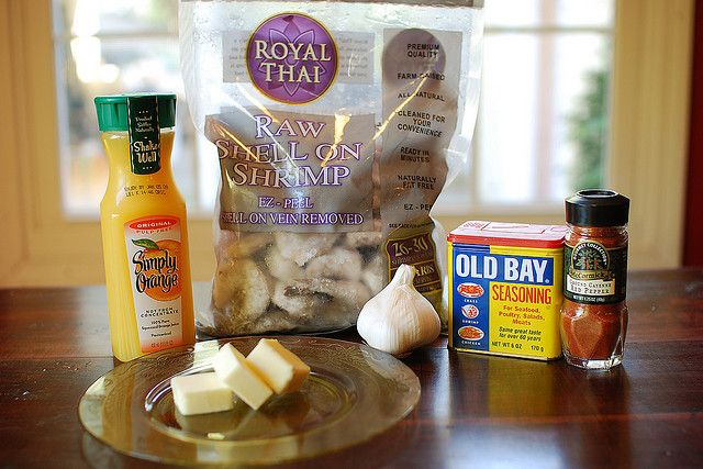 Pastor Ryan's Spicy Orange Garlic Shrimp | Recipe