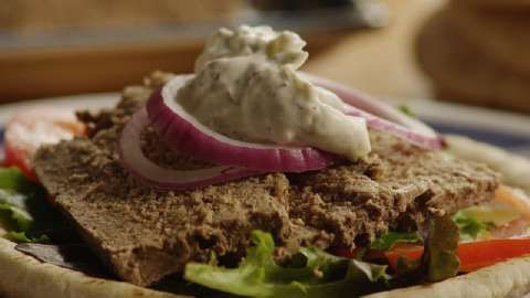 Traditional Gyro Meat Allrecipes.com | Mix of recipes to try | Pinter ...
