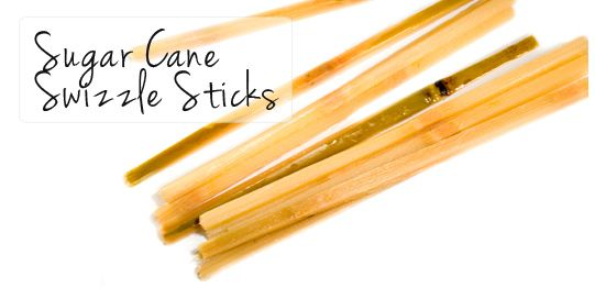 Sugar Cane Swizzle Stick - Friedas - 18.8KB