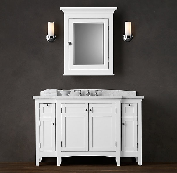 Elegant Maison Single Vanity Sink