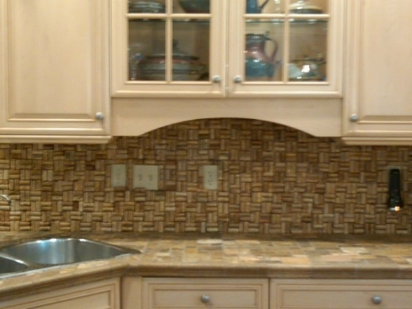 plan to do this backsplash on a small area of our kitchen good tips