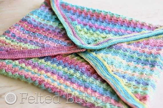 ... Crochet Patterns: Spring into Summer with a FREE Crochet Blanket