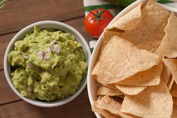 Classic Guacamole & Choosing the Perfect Avocado   Recipe