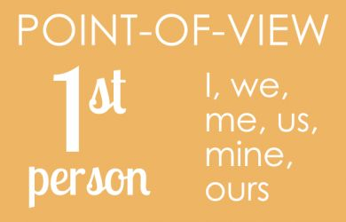 first person point of view in essays In a work of fiction (a short story or novel) or nonfiction (such as an essay, memoir, or autobiography), first-person point of view uses i, me, and other first.