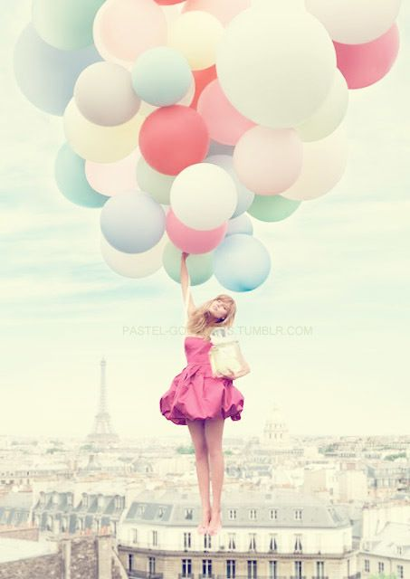 Wouldn't this be fantastic... and what a way to see Paris in the Spring! #Springspiration #competition #atterleyroad