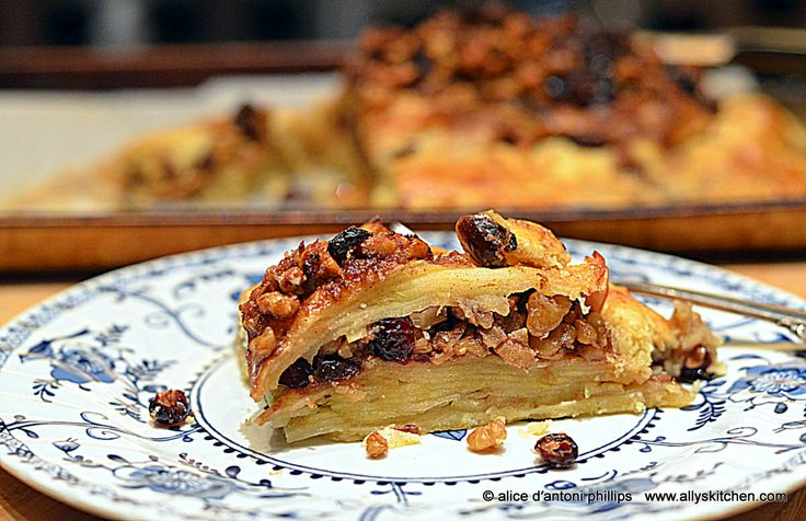 galette apple toffee galette caramelized apple galette spiked apple ...