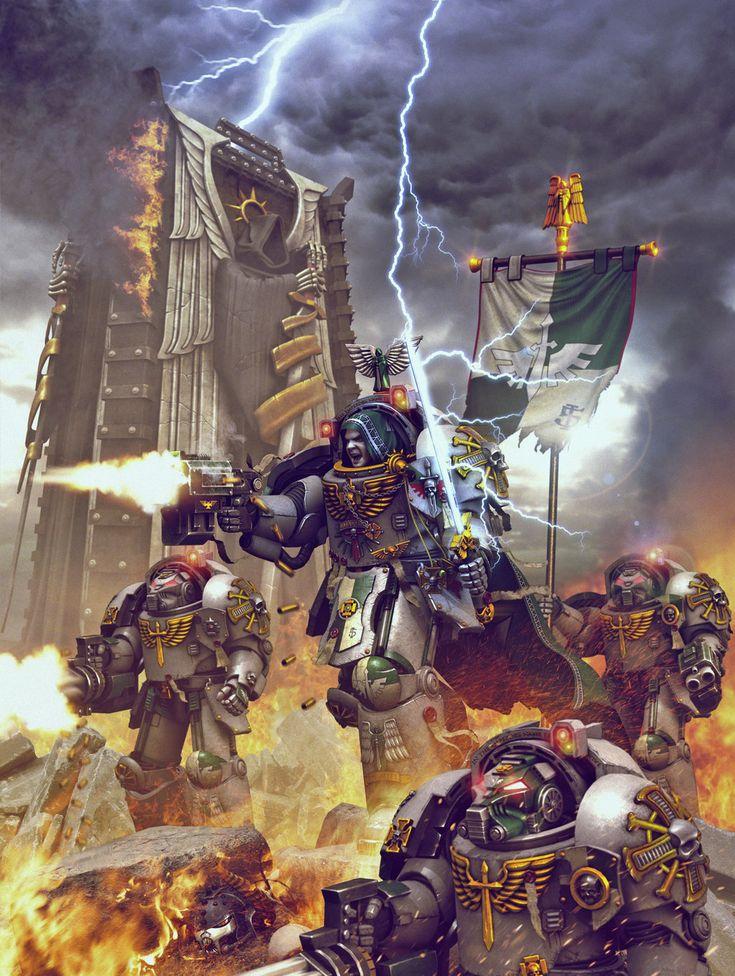 Deathwing Terminators