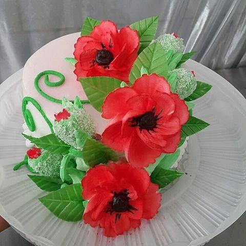 Цветы из сахара мастер класс