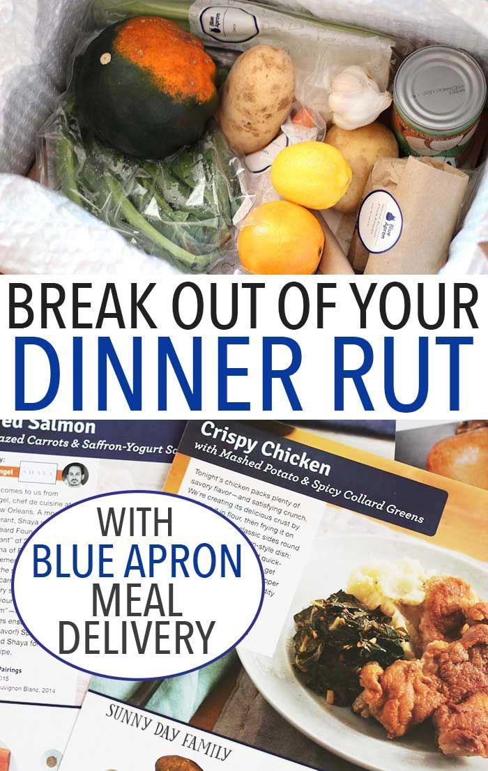 Break Out of Your Diet Food Rut