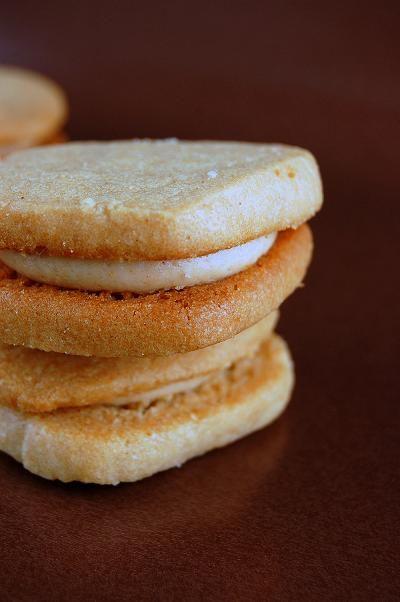 Peanut Butter Sandwich Cookies   Peanut butter.   Pinterest