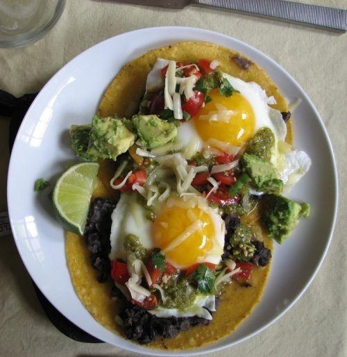 huevos rancheros | AprilShown | Pinterest