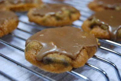 Pumpkin Pecan Chocolate Chunk Cookies....These cookies are so ...