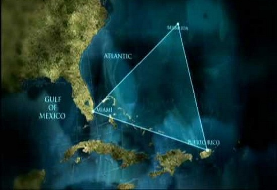 the conspiracy theories behind the bermuda triangle The nova/horizon episode the case of the bermuda triangle, aired on june 27 , 1976, was highly critical, stating that when we've gone back to the original sources or the people involved, the mystery evaporates science does not have to answer questions about the triangle because those questions are not valid in the.