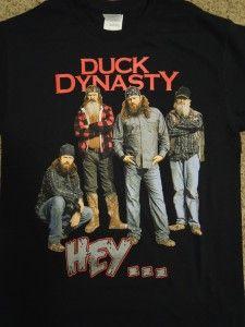 Duck Dynasty TV Show Cast