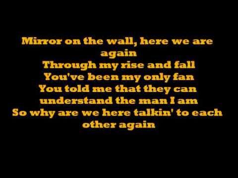 Lil wayne ft bruno mars mirror lyrics how to love for Mirror mirror lyrics