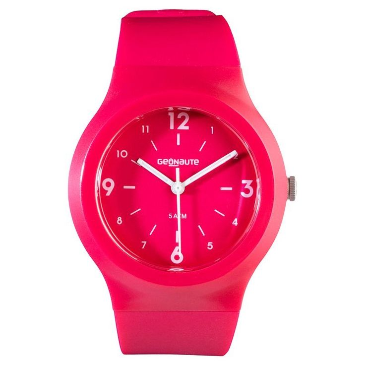 Orologio analogico unisex Swip M rosa